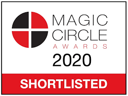 London Family Solicitor shortlisted for Law Firm of the Year – Boutique in the Citywealth Magic Circle Awards